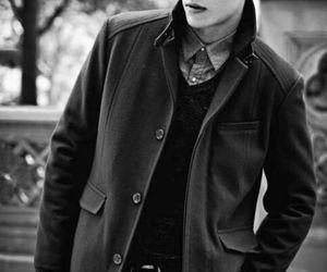 boy, model, and Francisco Lachowski image