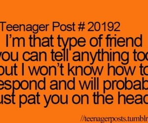 teenager post, friends, and teenager image