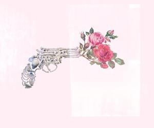 gun and roses image