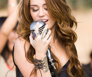 miley cyrus, miley, and party in the usa image