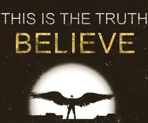 believe, justin, and music image
