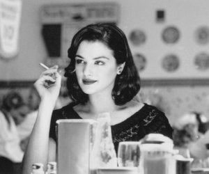 actress, pretty, and smoking image