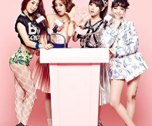 kpop, girl's days, and girls korean band image