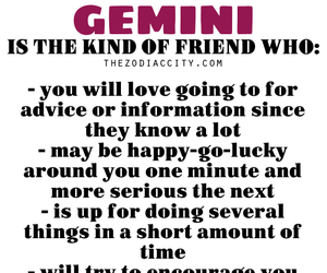facts about the gemini horoscope