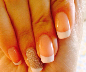 french, girl, and manicure image