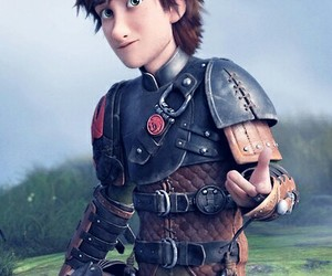 hiccup, httyd, and dreamworks image