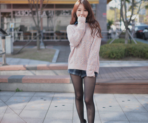 ulzzang, kfashion, and kim shin yeong image