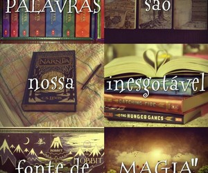 book, reading, and livros image