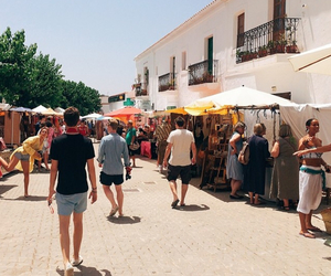 ibiza, youtubers, and ben brown image