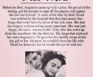 tfios, the fault in our stars, and plot twist image