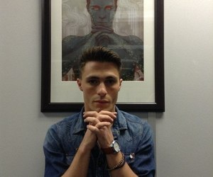 colton haynes, teen wolf, and boy image