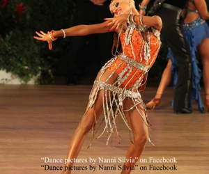 ballroom, beautiful, and dance image