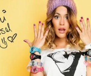 baby-g and tini stoessel image