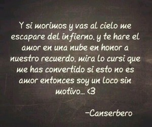 love and canserbero image