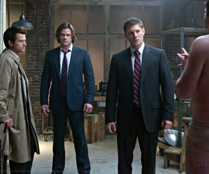 supernatural, dean winchester, and jared padalecki image