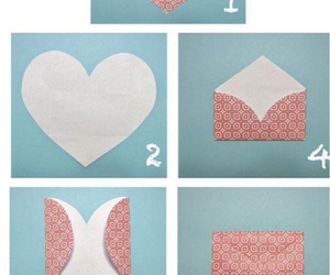diy, heart, and Paper image