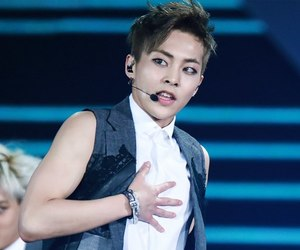exo, exo-m, and xiumin image