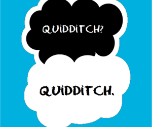 harry potter, quidditch, and the fault in our stars image