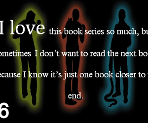 book series, michael grant, and gone series image