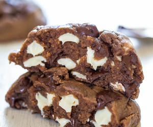 chocolate, Cookies, and food image