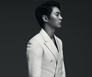 black and white and gq image