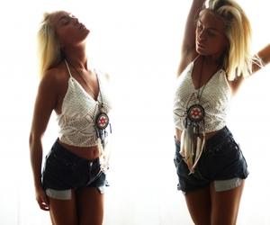 fashion, girl, and angelicablick image