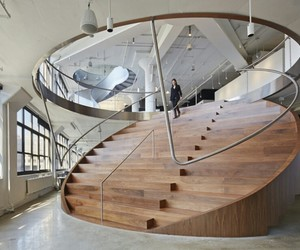 design, architecture, and stairs image