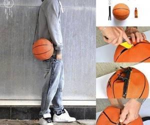 cool, orange, and bag image