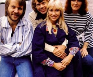 Abba, agnetha faltskog, and benny andersson image