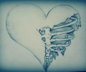 amor, corazon, and heart image