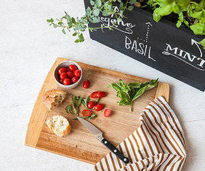food, tomato, and mint image