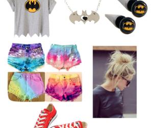 batman, cute, and love batman image