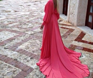 long, dress, and fabulous image