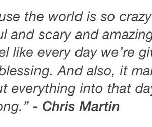 Chris Martin, coldplay, and crying image