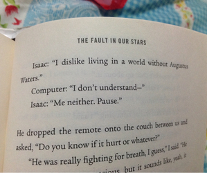quotes, tfios, and augustus waters image