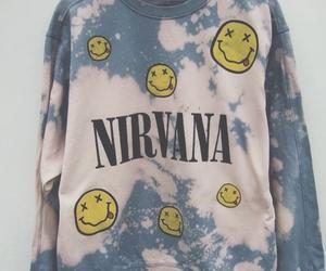 nirvana, grunge, and band image