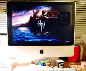 harry potter and apple image