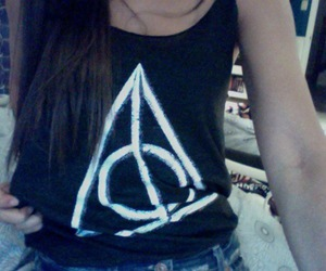 deathly hallows, book 7, and cute image