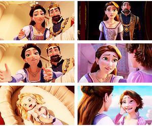 disney, rapunzel, and movie image