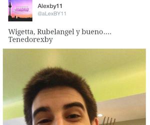 alexby, alejandro bravo, and tenedorexby image