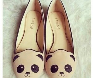 shoes and panda image