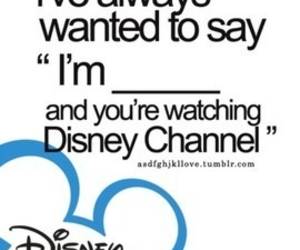 disney, disney channel, and true image