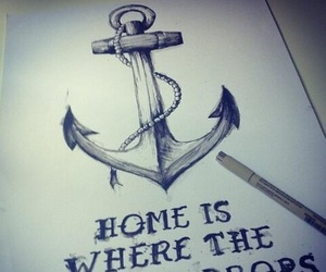 anchor, bravery, and strong image