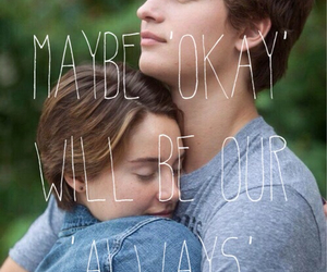 the fault in our stars, tfios, and always image
