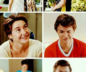 the fault in our stars, hazel, and gus image