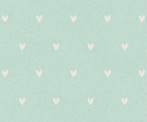 backround, blue, and hearts image