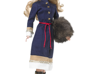 barbie, russia, and doll image