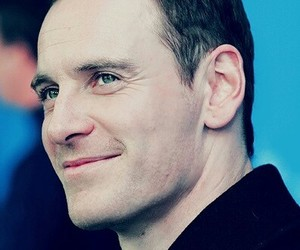actor, michael, and michael fassbender image