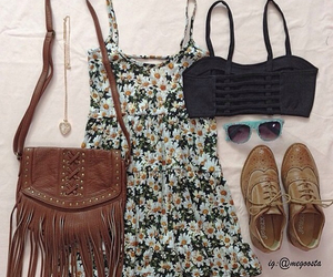 clothes, dress, and hipster image