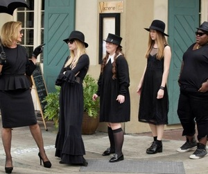 fashion, fierce, and american horror story image